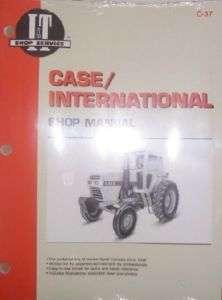 Case/International IT shop manual 2090 2094 2290 2390