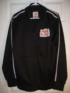 Red Bull Racing Sportide Pit Crew Sweater Jacket F1 BMX X Games