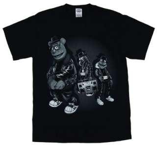 Run DMC Muppets   Muppets T shirt