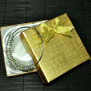 Bling Hoops Rhinestone Basketball Wives Earrings+Gift Box 0074