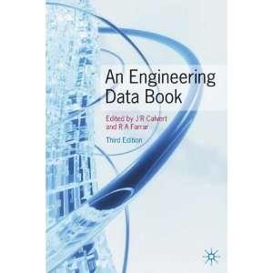 Engineering Data Book (9780230220331) J R Calvert Books