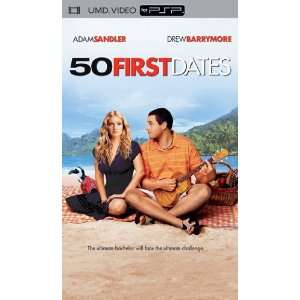 Sony Pictures 50 First Dates [umd/psp/ws 1.78 A/2.0/fr ger both/eng po