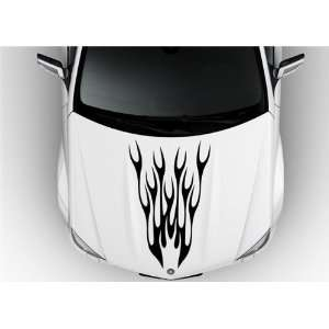 HONDA NEON TOYOTA 350Z HOOD VINYL DECAL STICKER