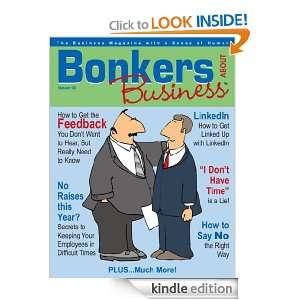 Bonkers About Business Issue 16 Jill Wade DDS , Carl Van, Jean Kelley