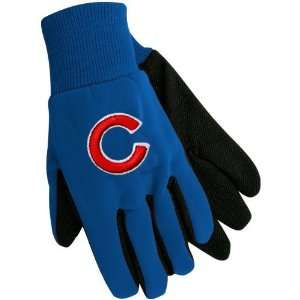 Officially Licensed MLB Chicago Cubs Utility Gloves