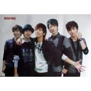 34 x 23.5 color pic white bkgrnd Korean boy band: Everything Else