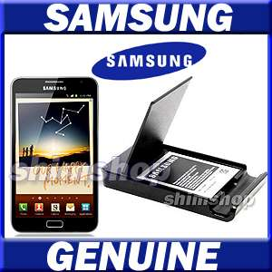 ORIGINAL SAMSUNG GALAXY Note LTE I717 Spare Battery Charger Stand