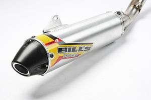 Bills Exhaust Pipe Kawasaki KX450F KXF450 2012 KX 450F Race Slip On