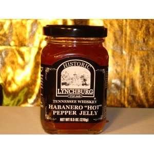 Historic Lynchburg Tennessee Whiskey Habanero HOT Pepper Jelly
