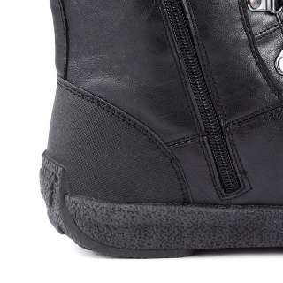 Vancl Fashion womens winter shoes Thick Sole Boots Casual shoes 2