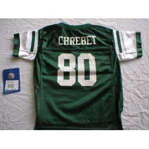 Jets Toddler Reebok Wayne Chrebet Football Jersey