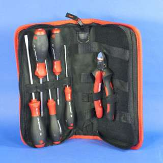 Wiha Tool 6 Piece Professional Screwdriver & Cutter Set 084705311821