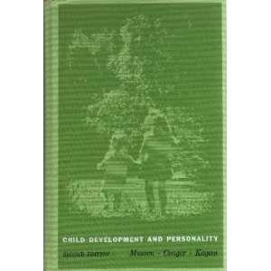 : Paul Henry Mussen, John Janeway Conger, Jerome Kagan: Books