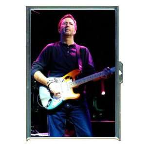 Eric Clapton Modern Color Pic ID Holder, Cigarette Case or