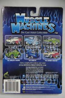 Muscle Machines 48 Anglia Die Cast Collectable 164 Scale