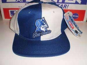 VINTAGE DUKE BLUE DEVILS STARTER SNAPBACK NCAA NWA NWT