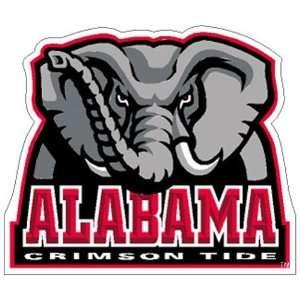 Alabama Crimson Tide NCAA Precision Cut Magnet by Wincraft