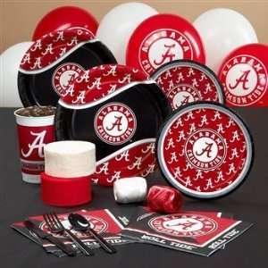 Alabama Crimson Tide College Standard Pack Health