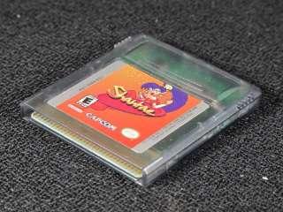 Nintendo Game Boy Color Shantae Cartridge Rare FUN 013388240135