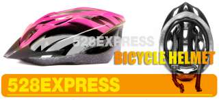 Bicycle Bike Adult Men Bike Helmet Safety L Pink HM5