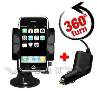 RHINESTONE DIAMOND BLING CASE+ MIRROR FOR IPHONE 3G 3GS