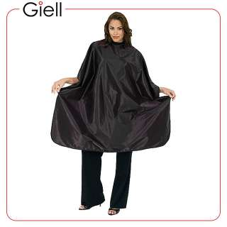 Betty Dain Multi Purpose Chemical Cape 45x60 Black #957
