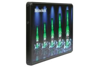 Animated LED Light Box Sign Heineken, Bar, Beer, Liquor
