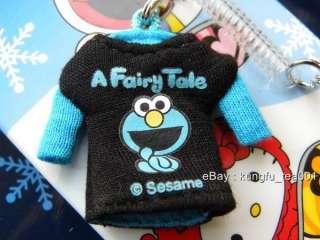 Sesame Street Elmo Mini T Shirt Screen Cleaner Strap  B