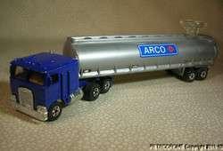 Wheels Steering Rigs Arco Truck & Bobs Sand & Gravel Trailer