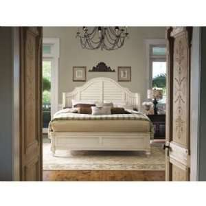 Universal Furniture Linen Paula Deen Linen Steel Magnolia King Bed Bed Mattress Sale