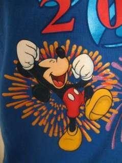Disney World T Shirt Goofy, Donald, Mickey Mouse, Pluto 3xl
