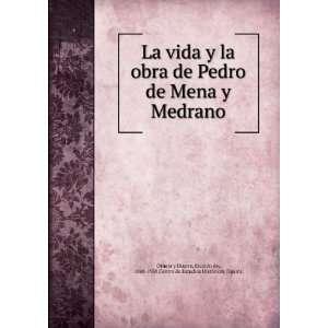 La vida y la obra de Pedro de Mena y Medrano: Ricardo de