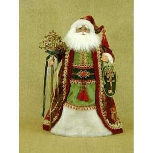 Karen Didion Originals Jewel Santa Claus 20