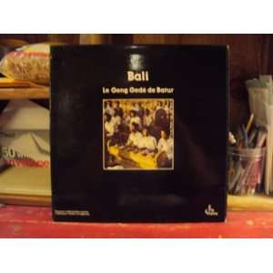 Bali/Le Gong Gede de Batur: Musicians of the Gong Gede