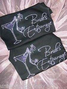 Bridesmaid Bride Purple Wedding ideas IRON ON shirt TRANSFER package