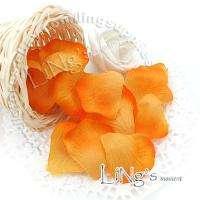 Rose Flower Petal Wedding Table Party Favor Decoration