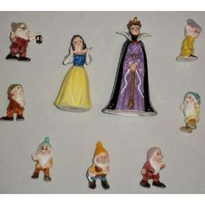 Walt Disney Snow White Japanese Ceramic Collection