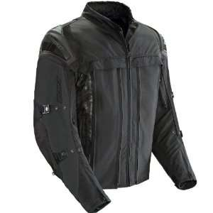 JOE ROCKET RASP 2.0 HYBRID MOTORCYCLE JACKET black/black: