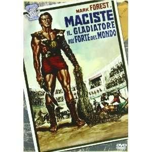 Maciste Il Gladiatore Piu Forte Del Mondo Scilla Gabel