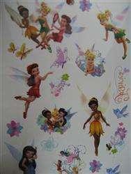 Disney Fairy, Tinkerbell Body Tattoo Books!