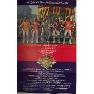 SGT. PEPPERS LONELY HEARTS CLUB BAND Movie Poster