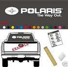 Polaris Logo Decal vinyl sticker graphic