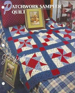 SAMPLER BLOCK QUILT PATTERNS Patterns For Pinterest