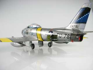 academy 1/48 F 86F 30 SABRE Aircraft Scale model kit 603550021626