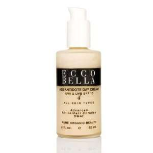 Ecco Bella Natural Age Antidote Day Skin Cream SPF 15 Beauty