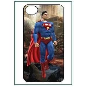 Cartoon USA Movie Figure Hero Legend iPhone 4s iPhone4s Black Designer