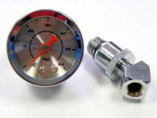 HARLEY DAVIDSON ENGINE OIL PRESSURE GAUGE KIT