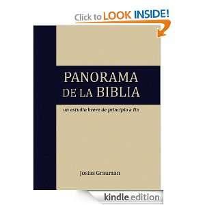 Panorama de la Biblia (Spanish Edition): Josías Grauman: