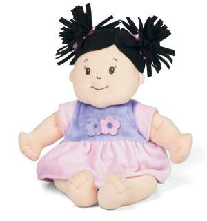 Manhattan Toy Baby Stella Doll Brunette NEW