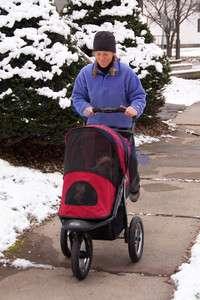 Pet Gear All Terrain Jogger Dog Cat Stroller PG8400BG